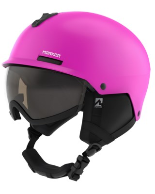 Vijo Integrated Visor JR