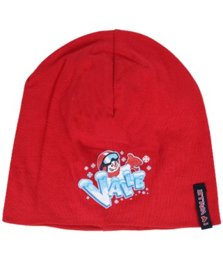 Logo Cotton Beanie JR