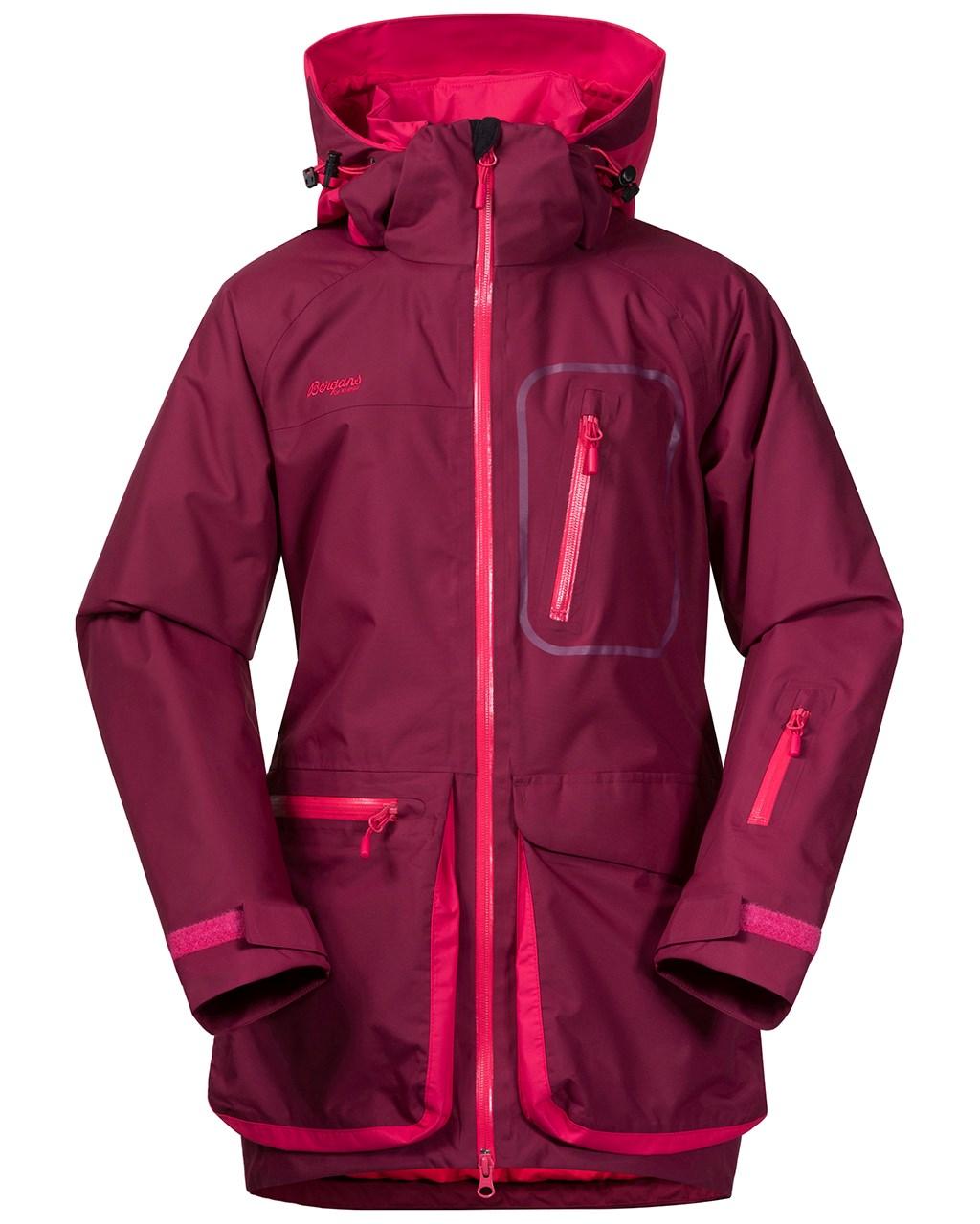 2dd07871d32 Knyken Insulated Youth Jacket Jam/Dk Sorbet