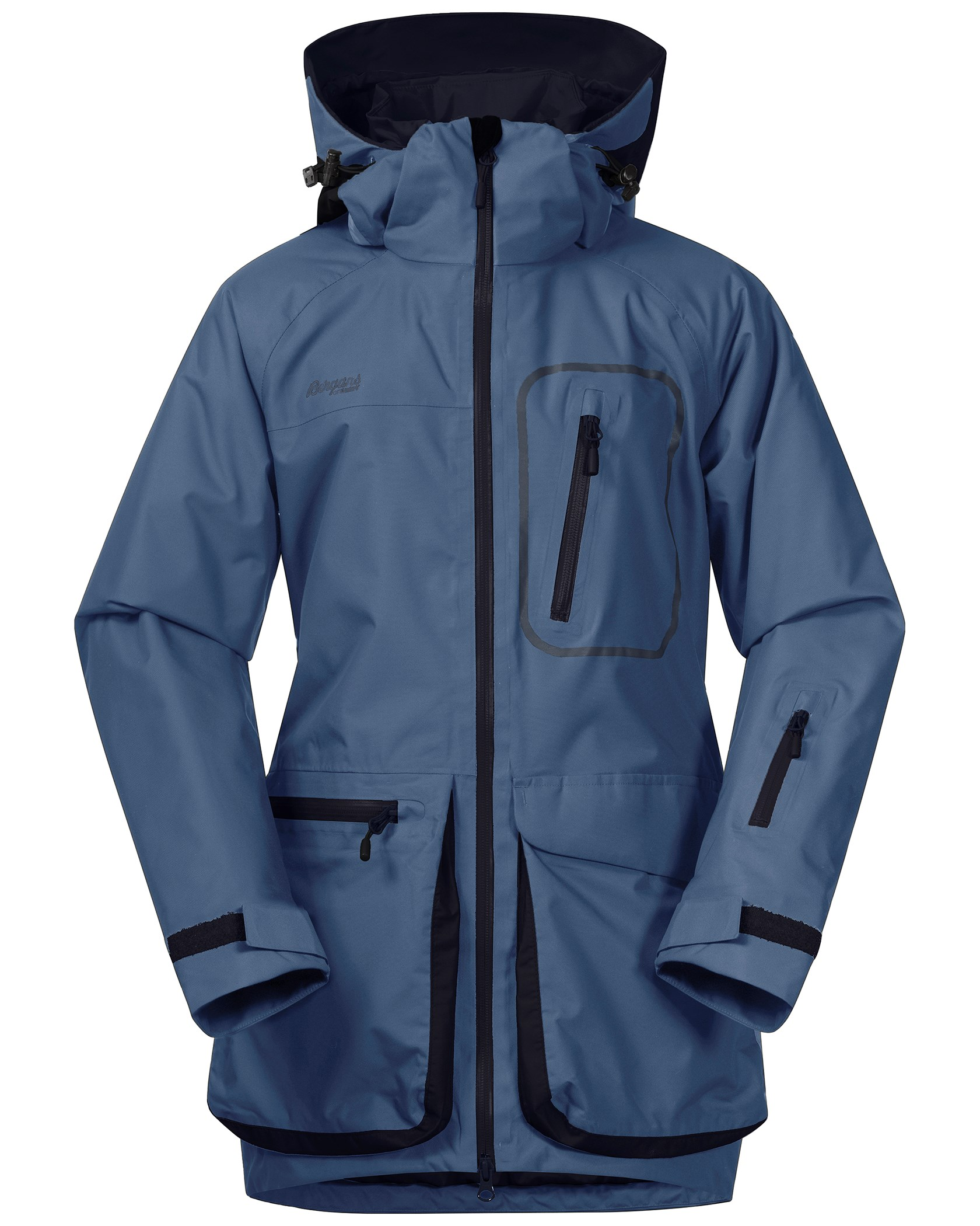 36b993d0f Knyken Insulated Youth Jacket Fogblue/Dk Navy