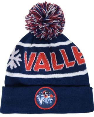 I <3 Valle Knitted Tazzle Beanie JR
