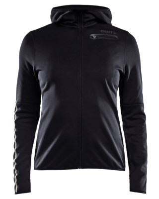 Eaze Jersey Hood Jacket W