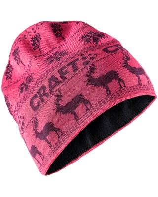 Retro Knit Hat