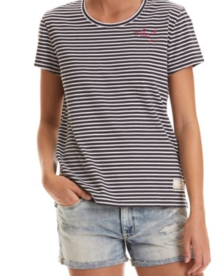Miss Stripes Tee W