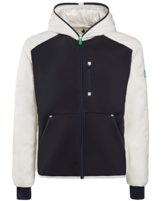 Hooded Hybrid Jacket M