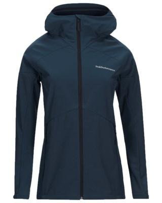 Adventure Hooded Jacket W
