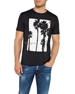 Printed T-Shirt M