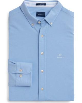 TP Pique Solid Slim BD Shirt M