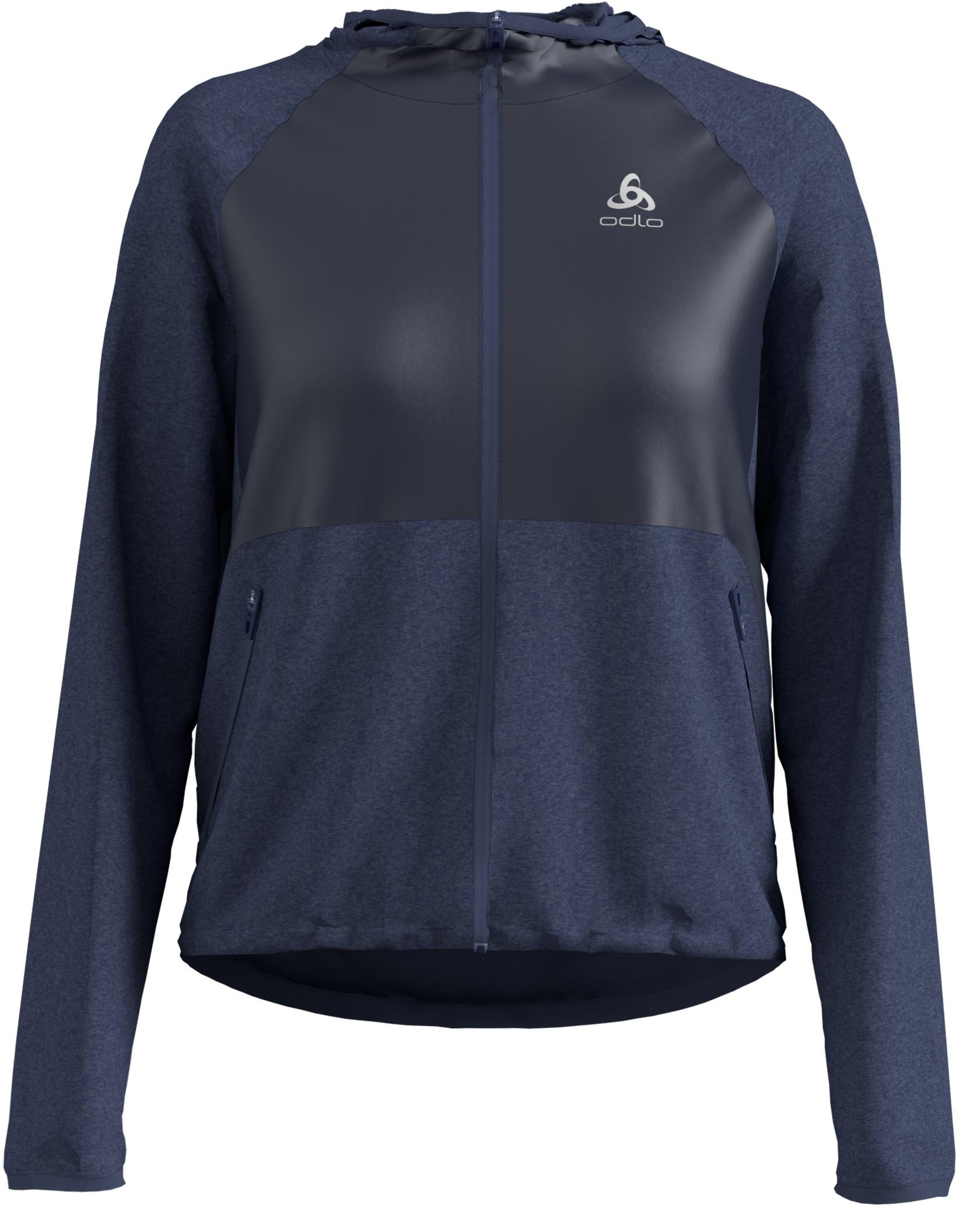 377eebf0bbf Millennium Linencool Pro Jacket W Blue Indigo Melange