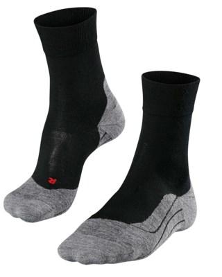 RU4 Wool Running Sock M