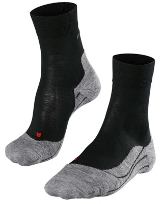 RU4 Wool Running Sock W