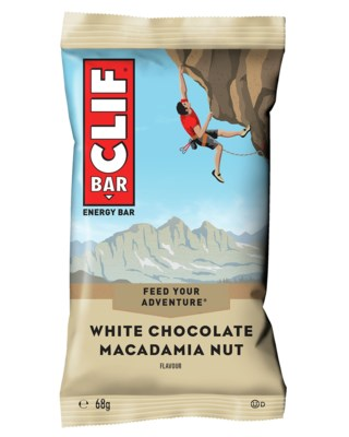 Clif Bar White Chocolate Macadamian