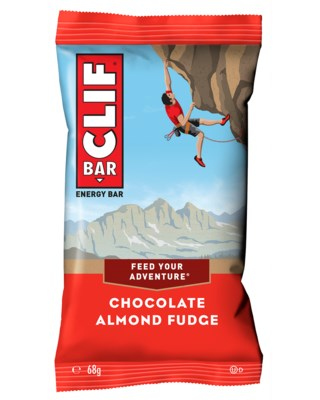 Clif Bar Choc Almond Fudge