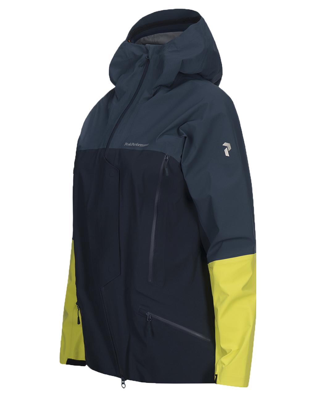 Vislight C Gore Tex Jacket W Blue Shadow