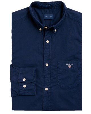 GMT Dyed Broadcloth Regular Shirt M