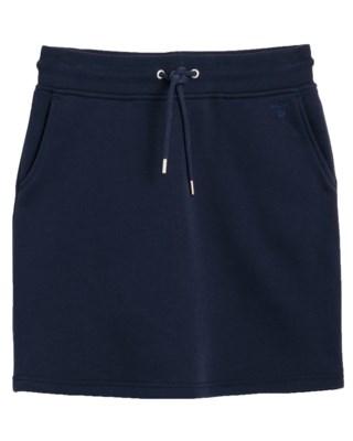 Tonal Shield Sweat Skirt W