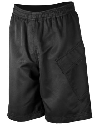 Trail 10 LS/fit w/pad Shorts JR
