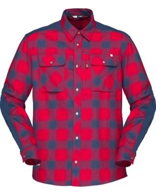 Svalbard Flannel Shirt M