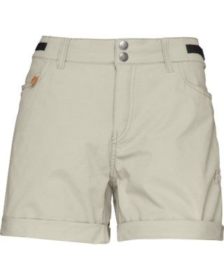 Svalbard Light Cotton Shorts W
