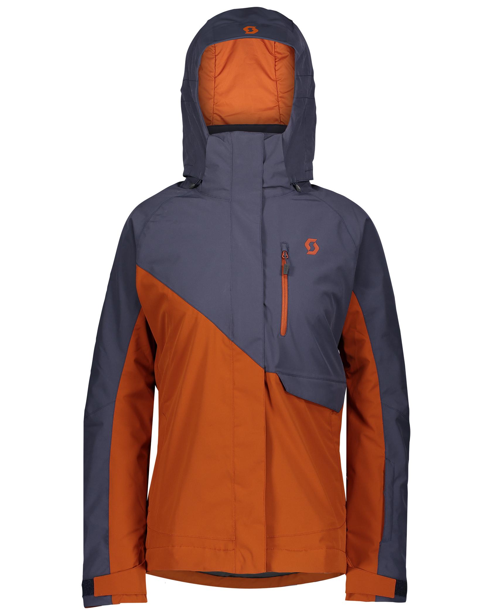 Ultimate Dryo 10 Jacket W Blue NightsBrown Clay