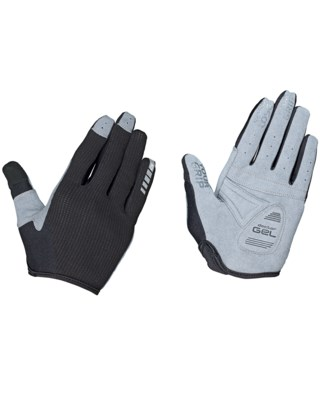Shark Padded Full Finger Glove W