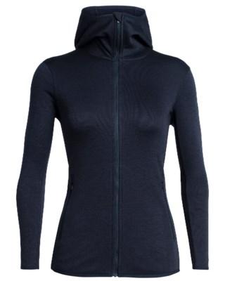Elemental L/S Zip Hood W