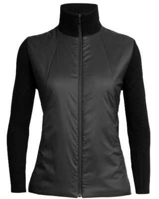 Lumista Hybrid Sweater Jacket W