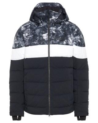 Russel Down 2L Print Jacket M