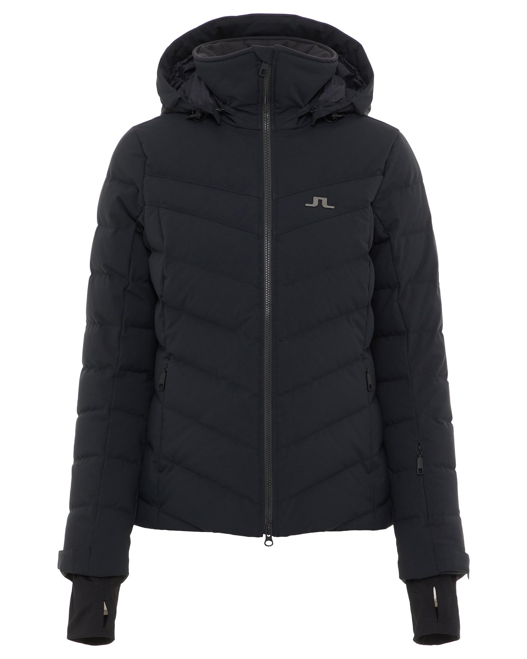 Russel Down 2L Jacket W Black