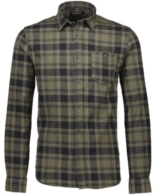 Checked L/S Shirt 2-25634 M