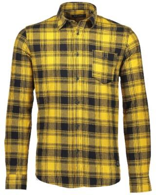 Checked L/S Shirt 2-25634 M