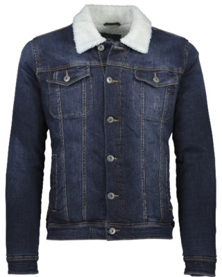 Boa Denim Jacket 2-39037 M