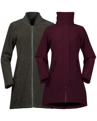 Oslo 3in1 W Coat Outer