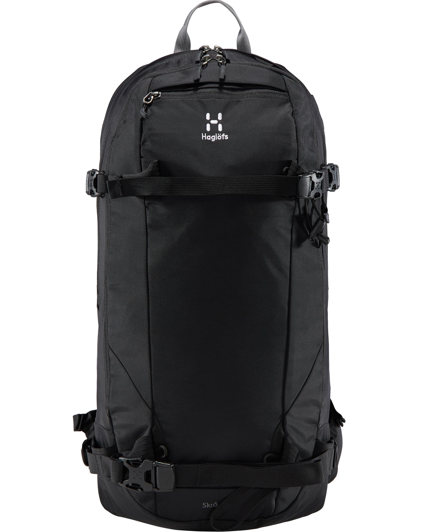 Haglöfs Skrå 27 Backpack recension Freeride