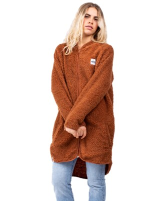 Redwood Sherpa Coat W