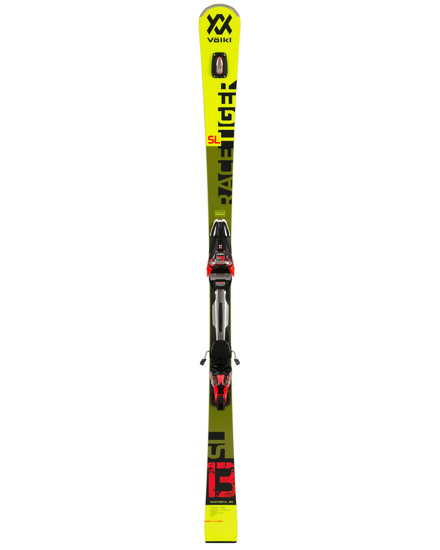 Völkl Racetiger SL 19//20 OnPiste Performance Race Slalom Carver Alpin Skiset NEU