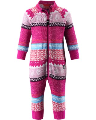 Myytti Fleece Overall JR