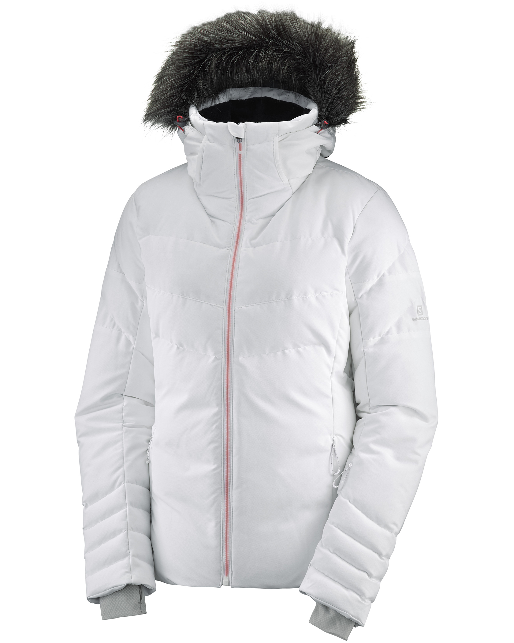 Icetown Jacket W White
