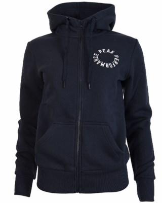 FI Zip Hood Sweatshirt W