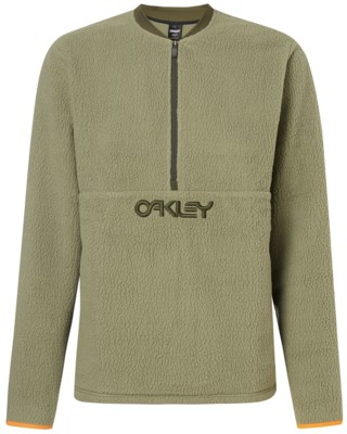 Fluffy Half Zip Jacket M