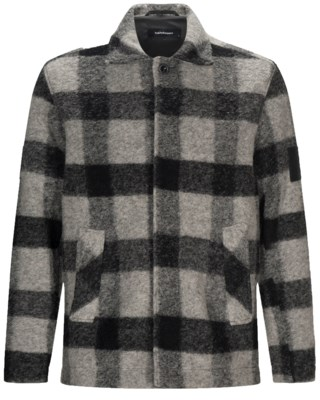 Wool Shirt Square M