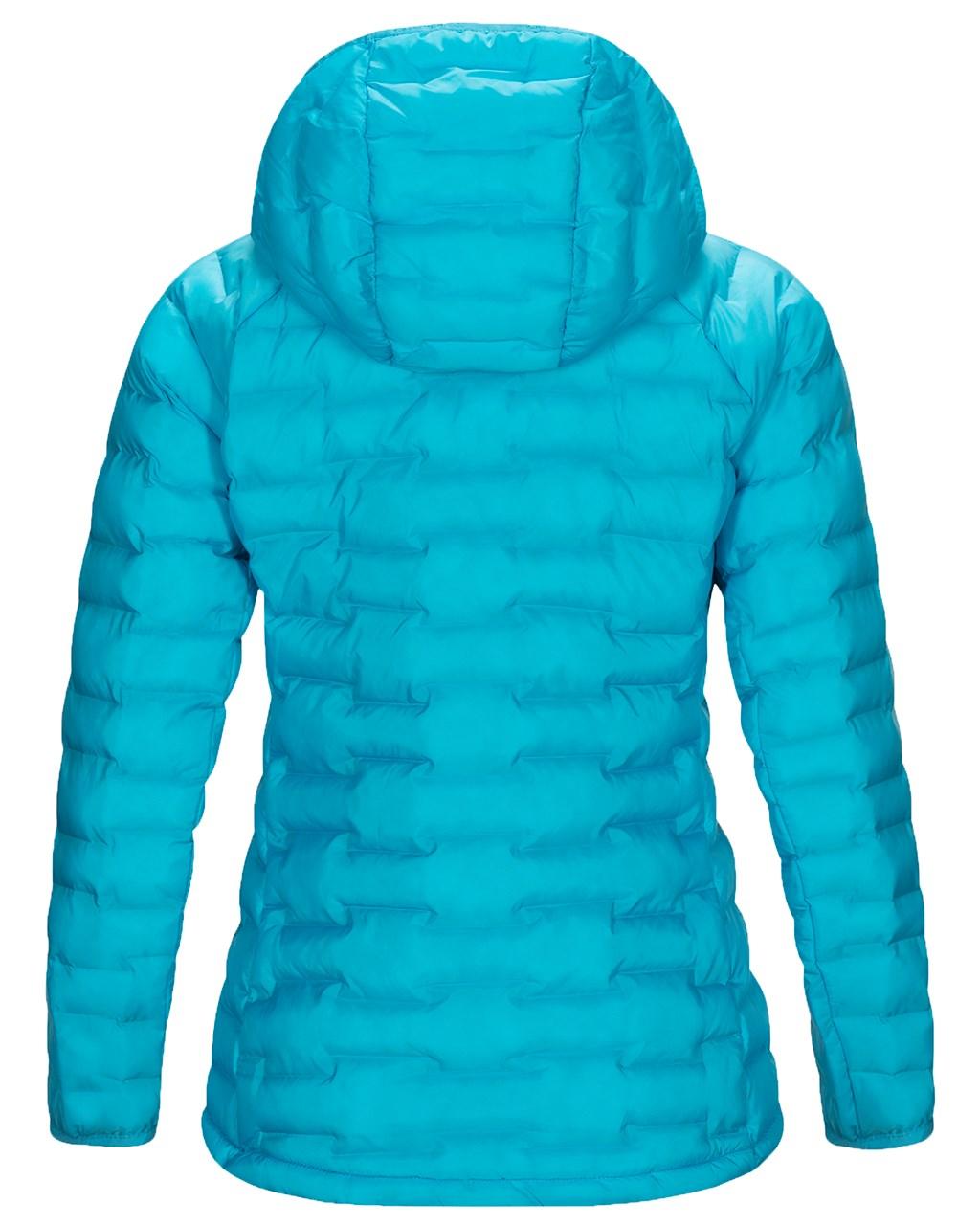 hyvä palvelu ajaton muotoilu kengät halvalla Argon Light Hood Jacket W Glacier Glow