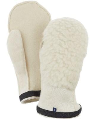 Heli Ski Wool Liner - Mitt
