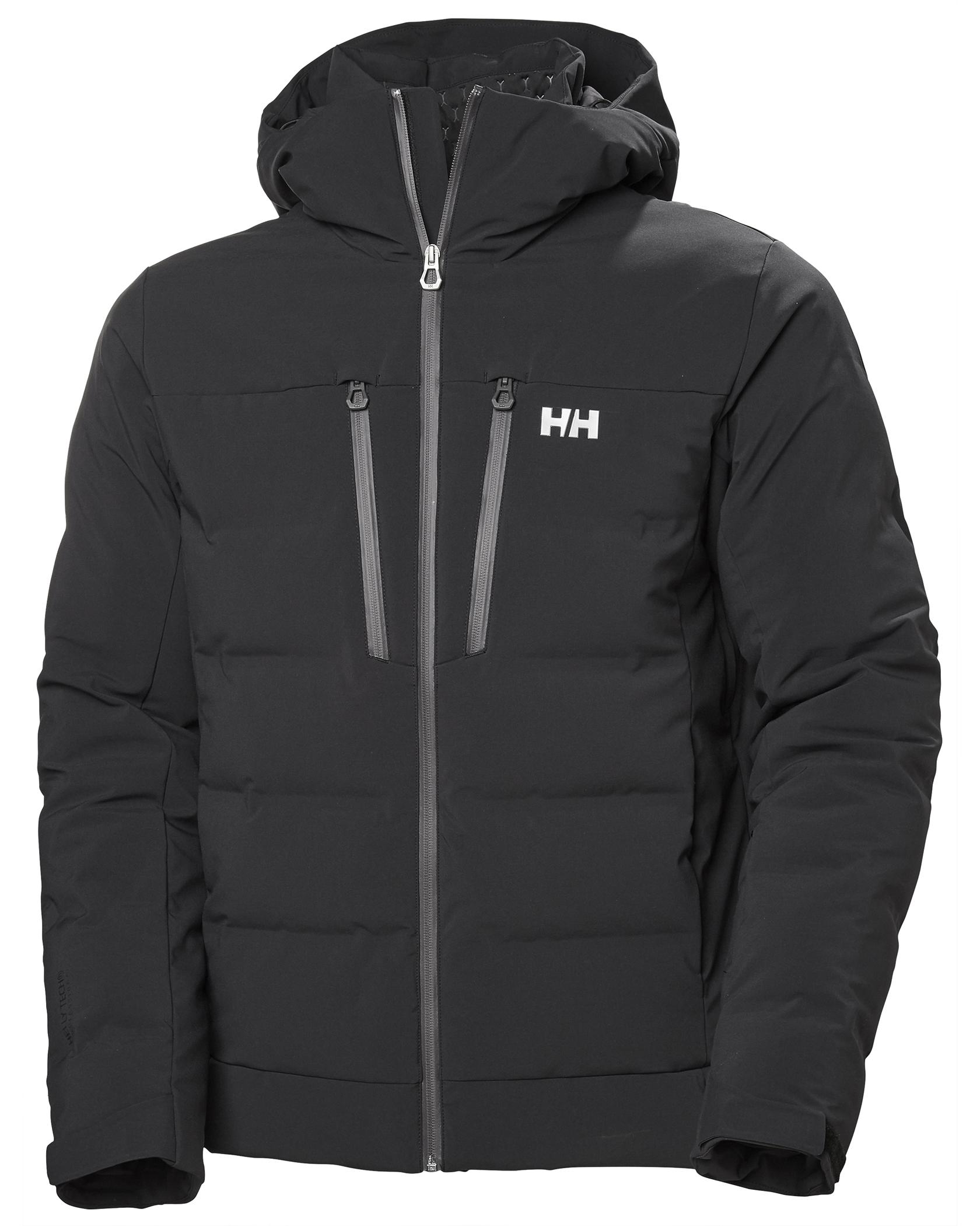 Rivaridge Puffy Jacket M Black