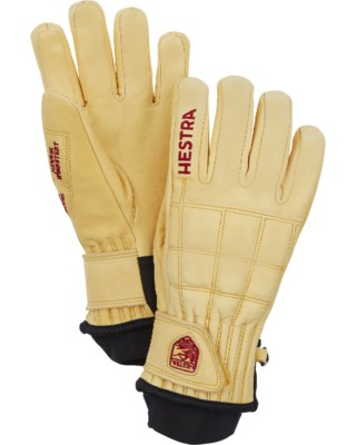 Henrik Leather Pro Model - 5 Finger