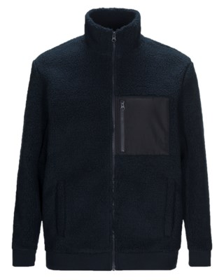 Original Pile Zip Jacket M