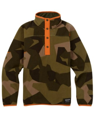Spark Fleece Anorak JR