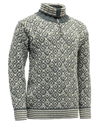 Svalbard Sweater Zip W