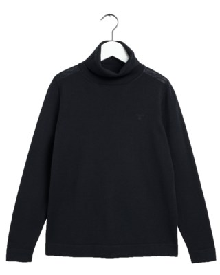Fine Merino Turtle Neck W