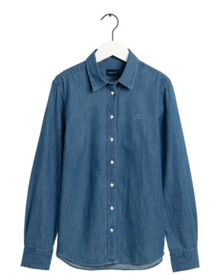 Luxury Chambray Shirt W